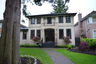 Photo 1: 1622 West 62nd Ave in Vancouver: South Granville Home for sale ()  : MLS®# V985409