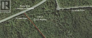 Photo 2: Lot 2 Highway 3 in Hunts Point: Vacant Land for sale : MLS®# 202123552