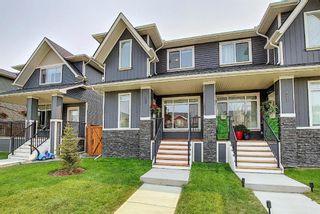 Photo 1: 139 Fireside Drive: Cochrane Semi Detached for sale : MLS®# A1134034