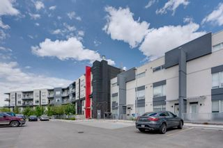 Photo 2: 309 8531 8A Avenue SW in Calgary: West Springs Apartment for sale : MLS®# A1121535