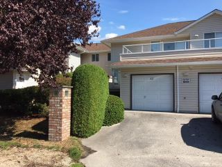"""Main Photo: 12 5630 TRAIL Avenue in Sechelt: Sechelt District Townhouse for sale in """"Highpoint"""" (Sunshine Coast)  : MLS®# R2616734"""