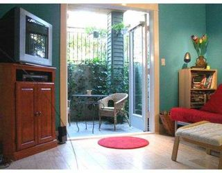 Photo 6: 158 W 14TH Ave in Vancouver: Mount Pleasant VW Townhouse for sale (Vancouver West)  : MLS®# V633672