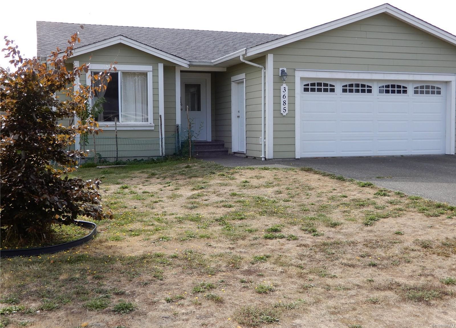 Main Photo: 3685 Brind'Amour Dr in : CR Campbell River South House for sale (Campbell River)  : MLS®# 886273