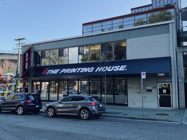 Main Photo: 1508 W 2 Avenue in Vancouver: False Creek Office for lease (Vancouver West)  : MLS®# C8037082