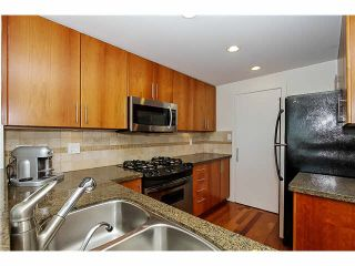 """Photo 5: 1404 1483 W 7TH Avenue in Vancouver: Fairview VW Condo for sale in """"VERONA OF PORTICO"""" (Vancouver West)  : MLS®# V1082596"""