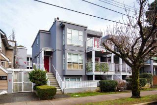 "Photo 1: 407 1333 W 7TH Avenue in Vancouver: Fairview VW Condo for sale in ""WINDGATE ENCORE"" (Vancouver West)  : MLS®# R2540185"