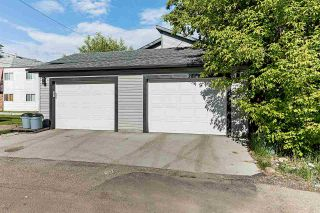 Photo 40: 6418 106 Street in Edmonton: Zone 15 Duplex Front and Back for sale : MLS®# E4234405