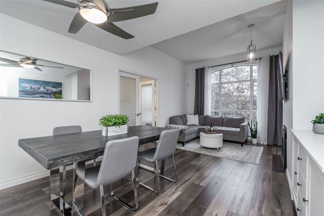 """Main Photo: 423 2551 PARKVIEW Lane in Port Coquitlam: Central Pt Coquitlam Condo for sale in """"The Crescent"""" : MLS®# R2540934"""