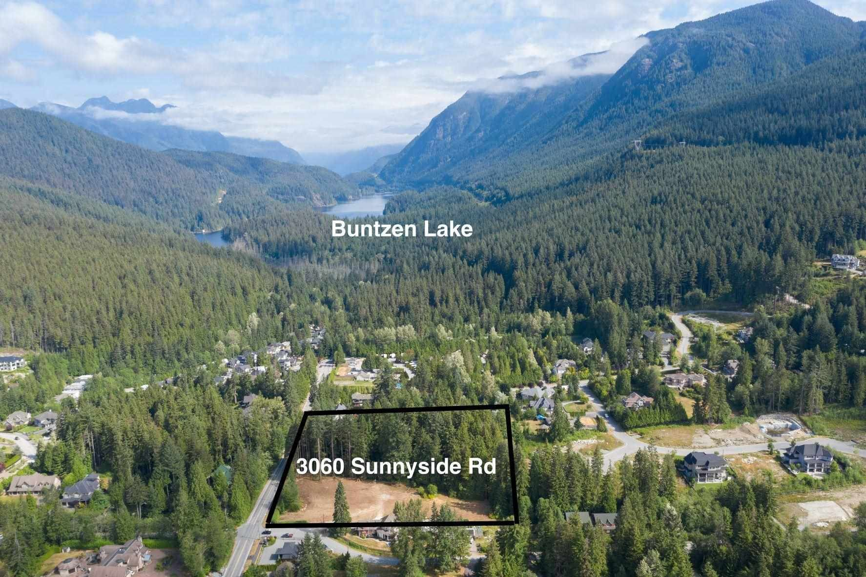 Main Photo: LOT 1 3060 SUNNYSIDE Road in Port Moody: Anmore Land for sale : MLS®# R2603429