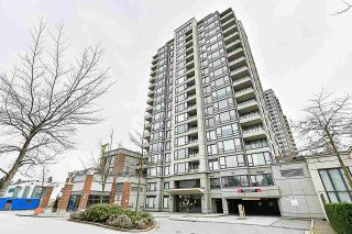 Photo 1: 1206 4182 DAWSON Street in Burnaby: Brentwood Park Condo for sale (Burnaby North)  : MLS®# R2561221
