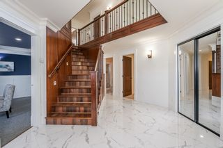 Photo 12: 6868 CLEVEDON Drive in Surrey: West Newton House for sale : MLS®# R2490841