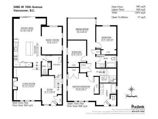 "Photo 20: 3486 W 10TH Avenue in Vancouver: Kitsilano House for sale in ""Kitsilano"" (Vancouver West)  : MLS®# V1120382"