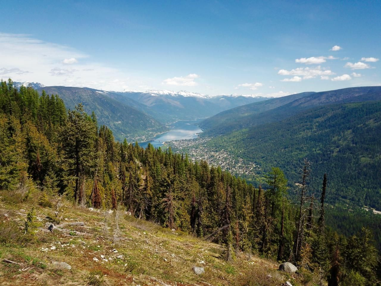 Main Photo: DL 1752 GIVEOUT CREEK FOREST SERVICE ROAD in Nelson: Vacant Land for sale : MLS®# 2458886