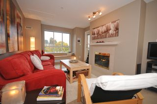 """Photo 3: 408 6745 STATION HILL Court in Burnaby: South Slope Condo for sale in """"THE SALTSPRING"""" (Burnaby South)  : MLS®# V858232"""