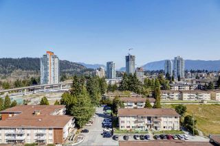 """Photo 2: 1204 525 FOSTER Avenue in Coquitlam: Coquitlam West Condo for sale in """"Bosa Lougheed Heights 2"""" : MLS®# R2459084"""