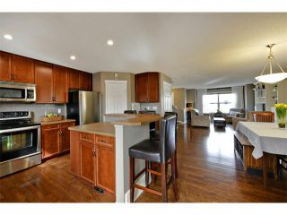 Photo 5: 178 MORNINGSIDE Gardens SW: Airdrie House for sale : MLS®# C4003758