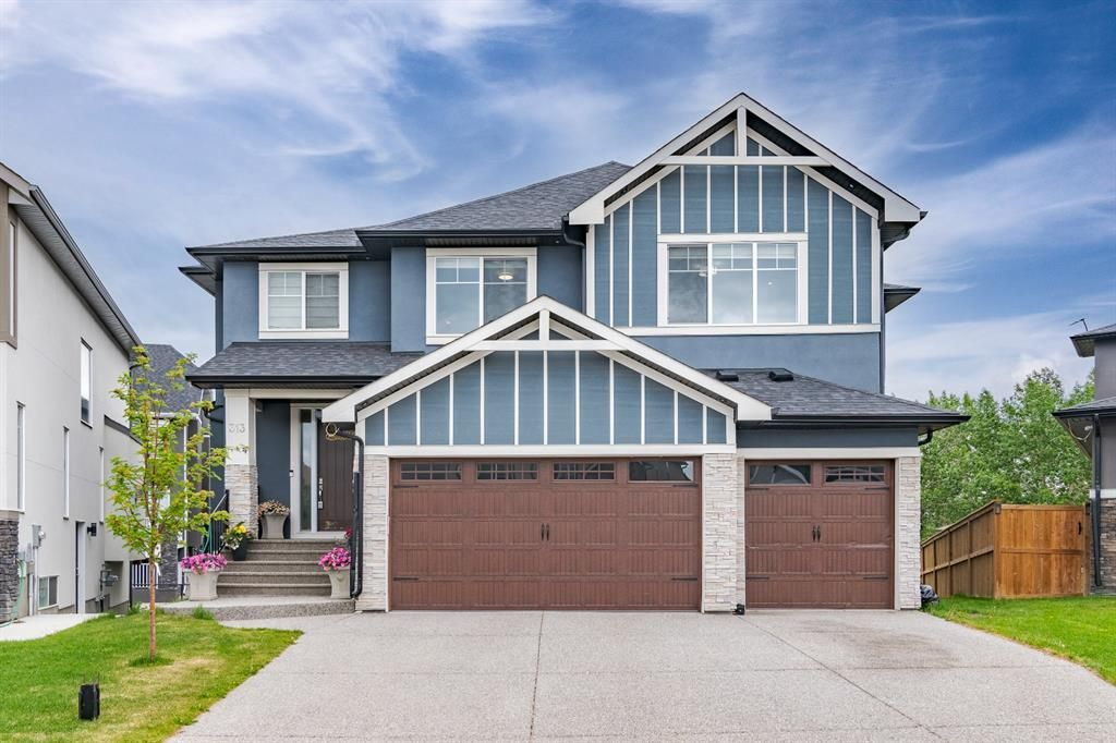 Main Photo: 313 KINNIBURGH Cove: Chestermere Detached for sale : MLS®# A1118572