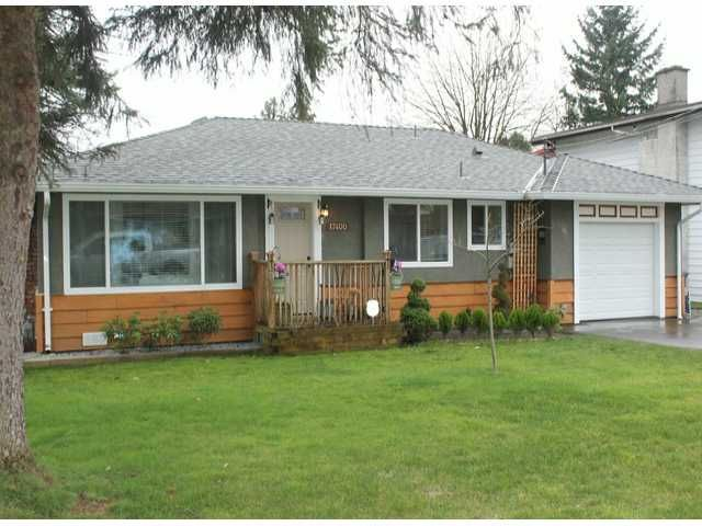 Photo 1: Photos: 17400 58A AV in Surrey: Cloverdale BC House for sale (Cloverdale)  : MLS®# F1304444