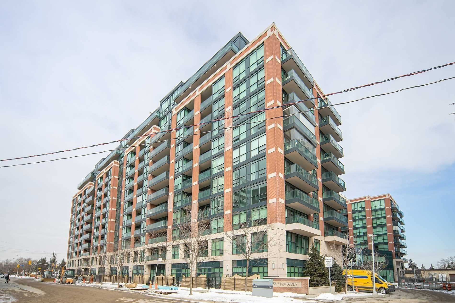 Main Photo: 428 525 Wilson Avenue in Toronto: Clanton Park Condo for lease (Toronto C06)  : MLS®# C4754904