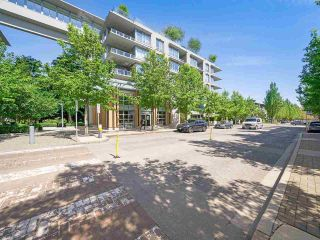 """Photo 1: 604 3382 WESBROOK Mall in Vancouver: University VW Condo for sale in """"Tapestry at Wesbrook Village UBC"""" (Vancouver West)  : MLS®# R2587445"""