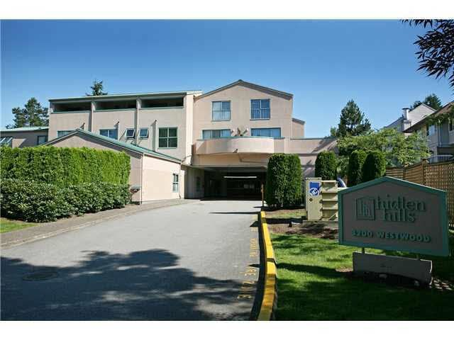 """Main Photo: 4 3200 WESTWOOD Street in Port Coquitlam: Central Pt Coquitlam Condo for sale in """"Hidden Hills"""" : MLS®# R2436723"""