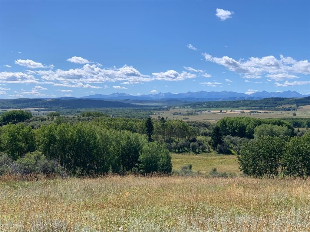 Main Photo: 10 176142 Hwy 549 W: Rural Foothills County Land for sale : MLS®# A1117268