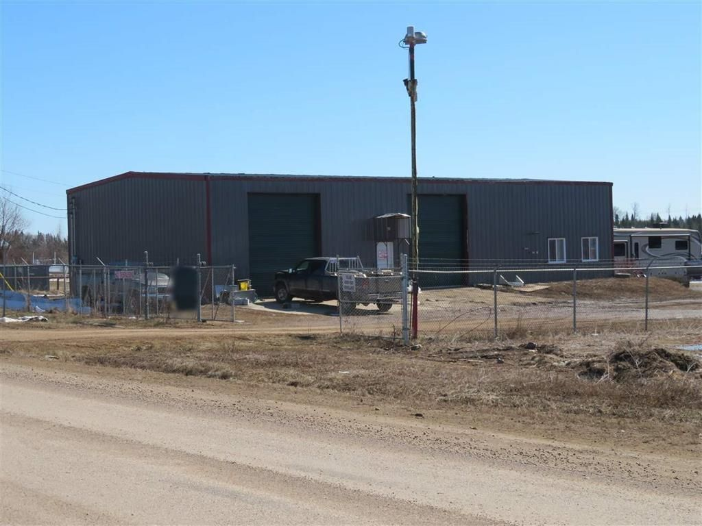 Main Photo: 5303 44 Avenue in Fort Nelson: Fort Nelson -Town Industrial for sale (Fort Nelson (Zone 64))  : MLS®# C8040482