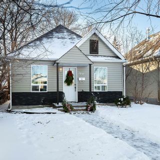 Photo 1: 180 Chalmers Avenue in Winnipeg: Elmwood Residential for sale (3A)  : MLS®# 202000532