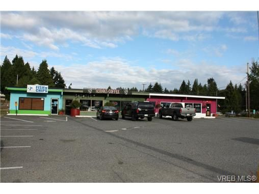 Photo 2: Photos: 2490 Trans Canada Hwy in COBBLE HILL: ML Mill Bay Retail for sale (Malahat & Area)  : MLS®# 736684
