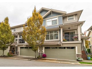 """Main Photo: 49 22225 50 Avenue in Langley: Murrayville Townhouse for sale in """"MURRAY'S LANDING"""" : MLS®# R2626042"""