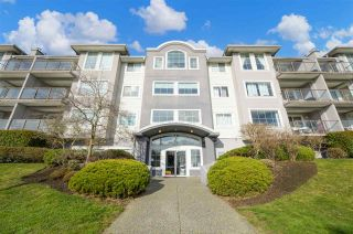 """Photo 1: 105 33599 2ND Avenue in Mission: Mission BC Condo for sale in """"STAVE LAKE LANDING"""" : MLS®# R2545025"""