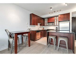 """Photo 5: 214 170 W 1ST Street in North Vancouver: Lower Lonsdale Townhouse for sale in """"ONE PARK LANE"""" : MLS®# V1109526"""