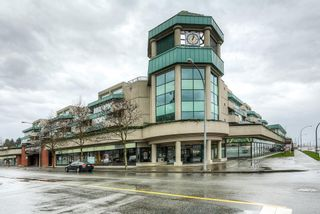 """Photo 1: A315 2099 LOUGHEED Highway in Port Coquitlam: Glenwood PQ Condo for sale in """"SHAUGHNESSY SQUARE"""" : MLS®# R2245121"""
