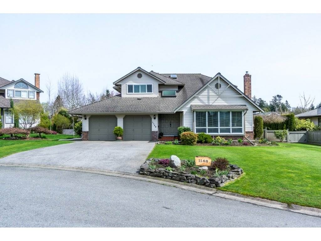 "Main Photo: 1148 161 Street in Surrey: King George Corridor House for sale in ""South Meridian"" (South Surrey White Rock)  : MLS®# R2175197"