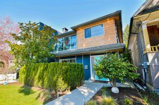 Photo 1: 4518 JAMES STREET in Vancouver: Main House for sale (Vancouver East)  : MLS®# R2450916