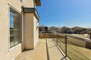 Photo 48: 1197 HOLLANDS Way in Edmonton: Zone 14 House for sale : MLS®# E4242698