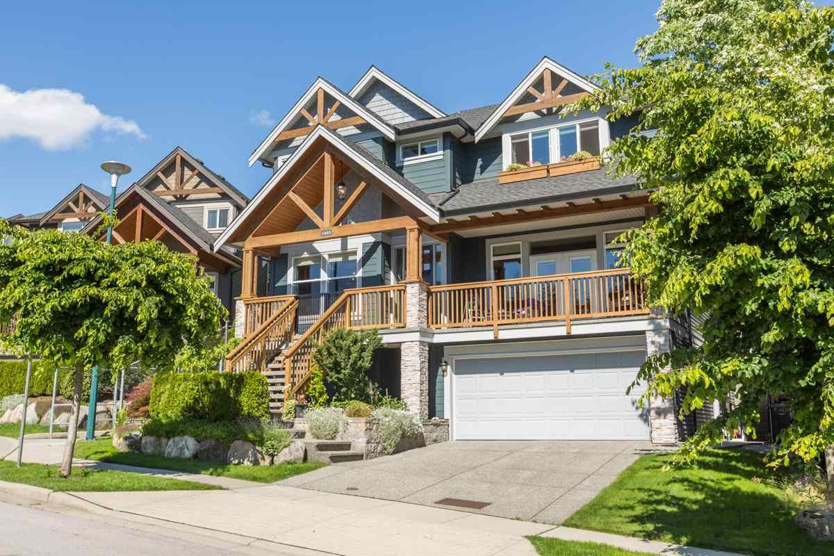 """Main Photo: 1493 CADENA Court in Coquitlam: Burke Mountain House for sale in """"Southview at Burke Mountain"""" : MLS®# R2180226"""