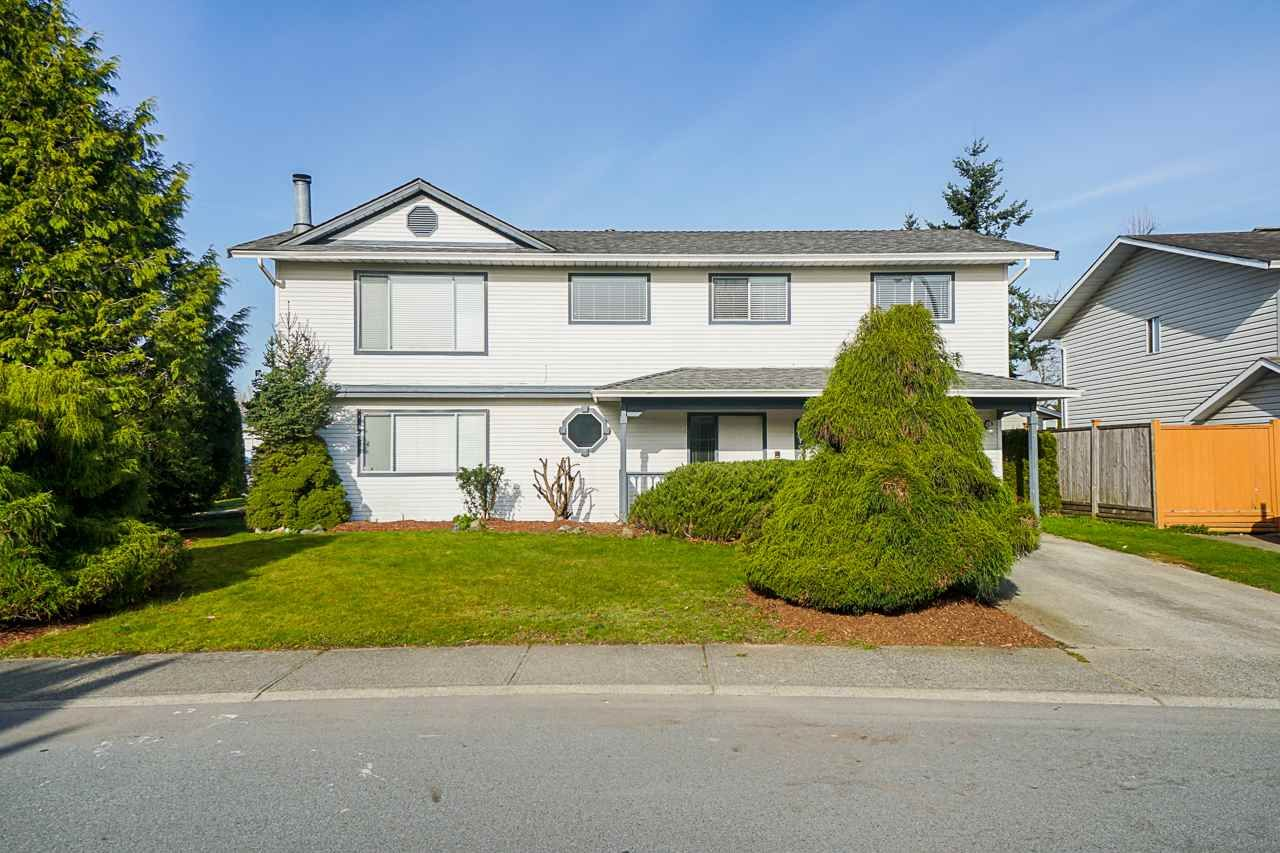 Main Photo: 1509 KIMBERLEY Street in Abbotsford: Poplar House for sale : MLS®# R2560287