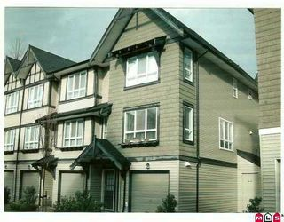 Photo 1: 6747 203RD Street in Langley: Willoughby Heights Townhouse for sale : MLS®# F2626824
