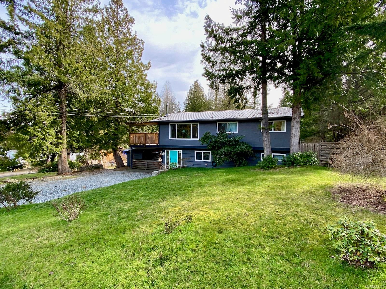 Main Photo: 203 Maliview Dr in : GI Salt Spring House for sale (Gulf Islands)  : MLS®# 867135