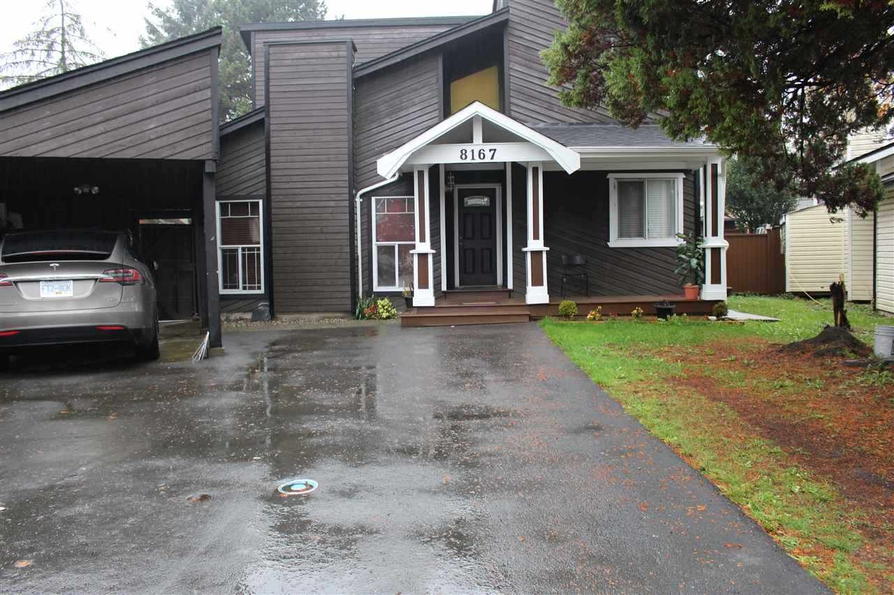 Main Photo: 8167 122 Street in Surrey: Queen Mary Park Surrey House for sale : MLS®# R2512755