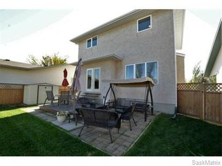 Photo 48: 3588 WADDELL Crescent East in Regina: Creekside Single Family Dwelling for sale (Regina Area 04)  : MLS®# 587618