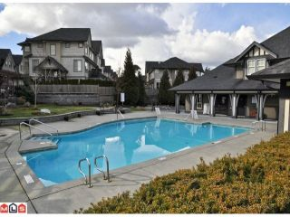 """Photo 10: 109 15152 62A Avenue in Surrey: Sullivan Station Townhouse for sale in """"UPLANDS"""" : MLS®# F1105019"""