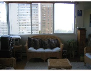 "Photo 3: 1002 1850 COMOX Street in Vancouver: West End VW Condo for sale in ""EL CID"" (Vancouver West)  : MLS®# V659012"