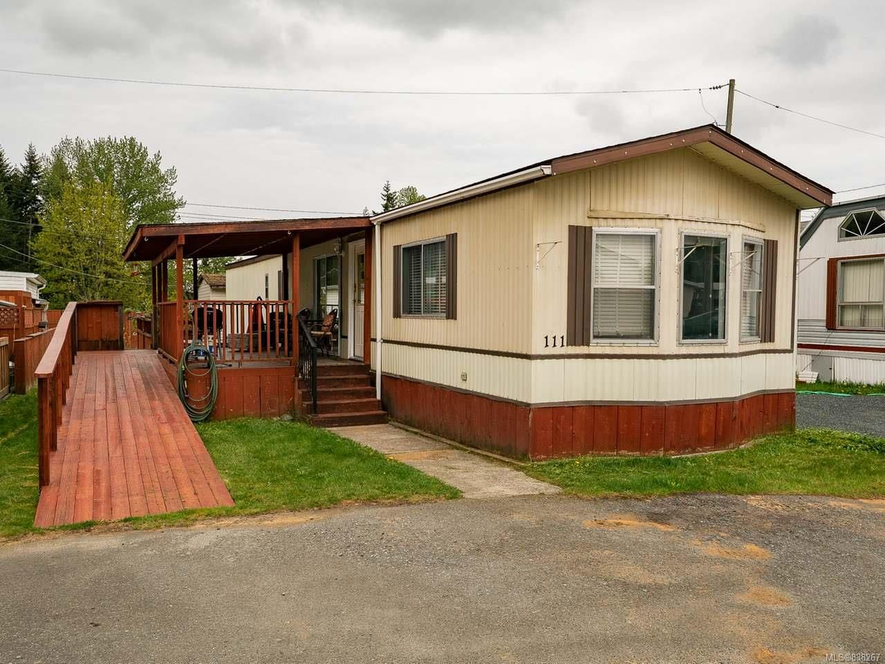 Main Photo: 111 1736 Timberlands Rd in LADYSMITH: Na Extension Manufactured Home for sale (Nanaimo)  : MLS®# 838267