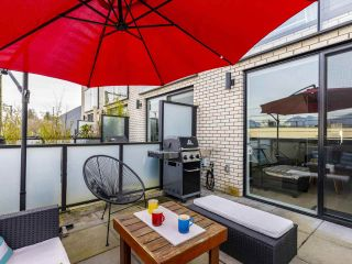 """Photo 19: 312 1647 E PENDER Street in Vancouver: Hastings Townhouse for sale in """"The Oxley"""" (Vancouver East)  : MLS®# R2555021"""