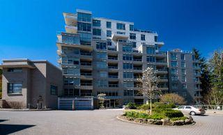 "Photo 1: 701 9232 UNIVERSITY Crescent in Burnaby: Simon Fraser Univer. Condo for sale in ""NOVO 11"" (Burnaby North)  : MLS®# R2570530"