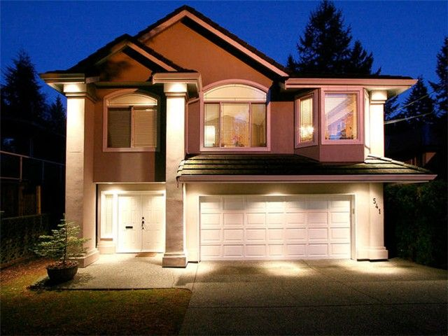 Main Photo: 541 LINTON Street in Coquitlam: Central Coquitlam House for sale : MLS®# V1042410
