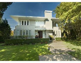 Photo 1: 6991 MARGUERITE Street in Vancouver: South Granville House for sale (Vancouver West)  : MLS®# V608728