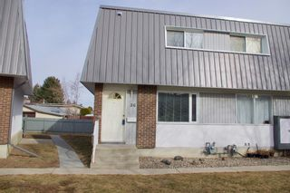 Photo 1: #36 1601 23rd Street N: Lethbridge Row/Townhouse for sale : MLS®# A1077293